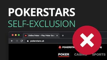 Pokerstars Self-Exclusion Reversal Options