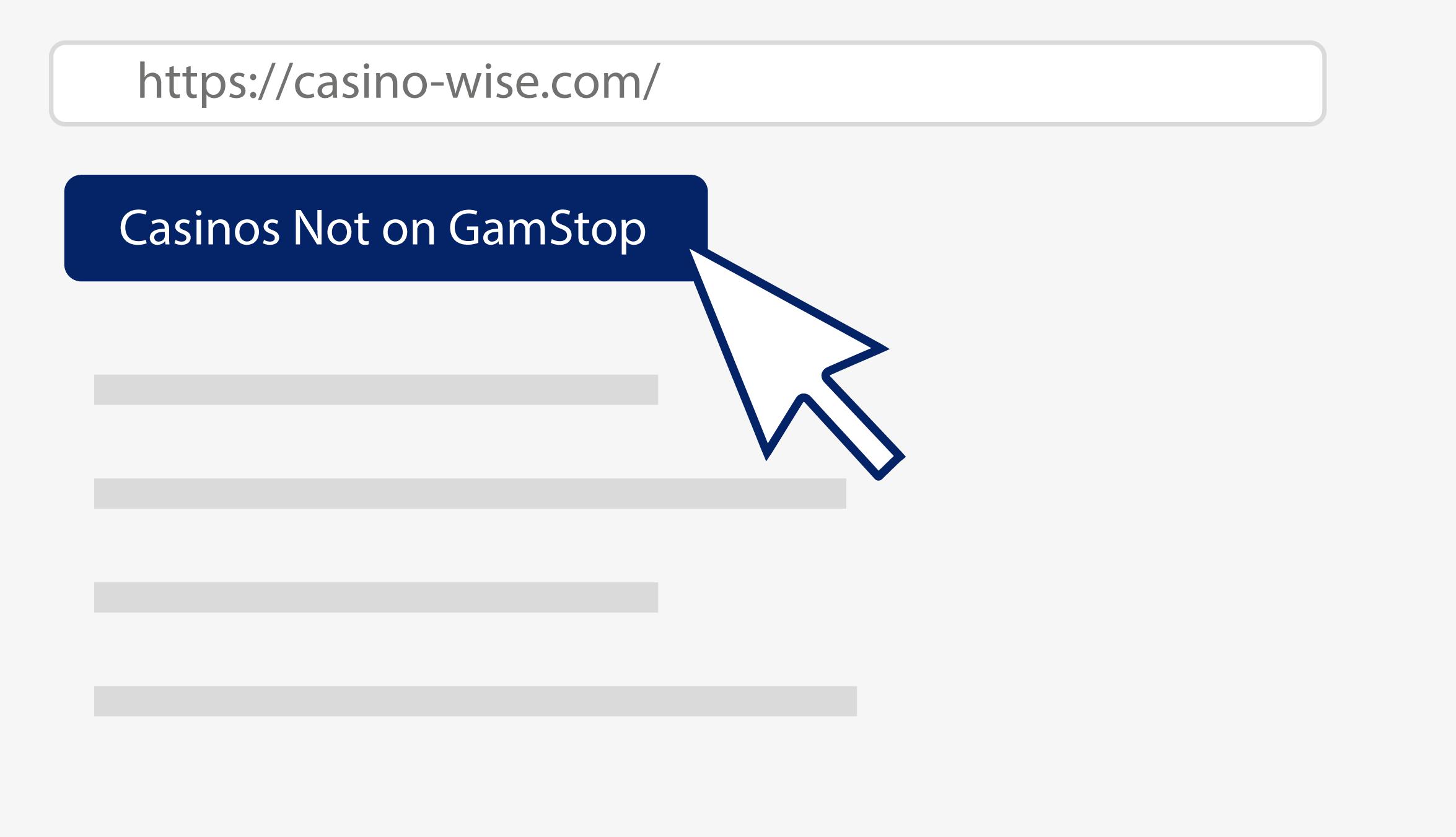 Use Non-GamStop Casino Sites