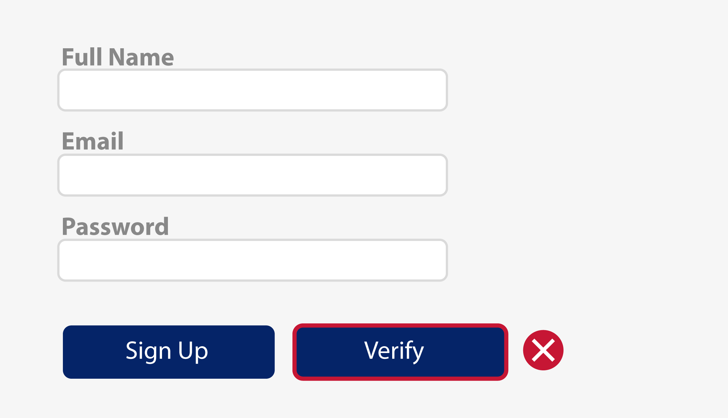 Sign Up on Sites without Verification